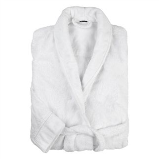spa alabaster bath robe