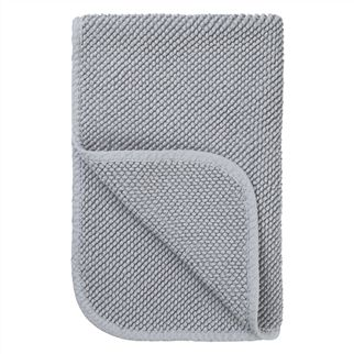 Spa Silver Bath Mat