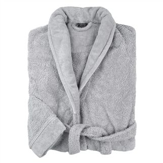 Spa Silver Bath Robe