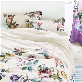 Viola Heather Bed Linen