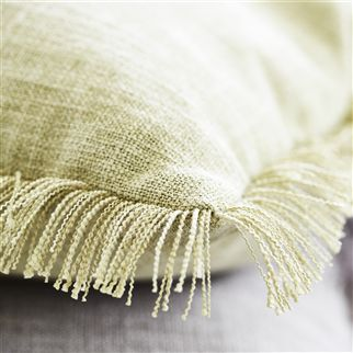 Carlyon Chalk Fabric | Designers Guild Essentials