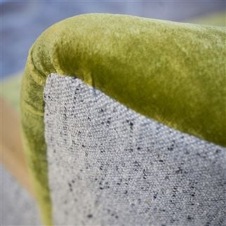 Pavia Olive Fabric | Designers Guild Essentials