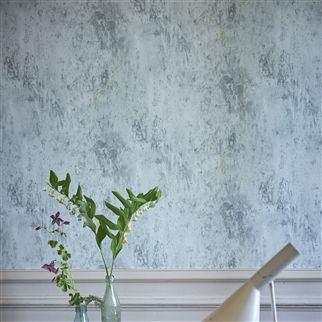 Michaux Thistle Wallpaper | Designers Guild