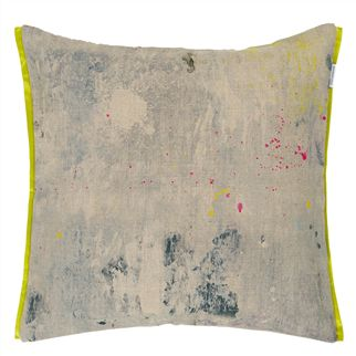 Corneille Moss Cushion - Reverse