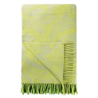 Majella Lime Throw