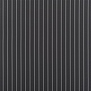 Crondall Stripe - Jet Black