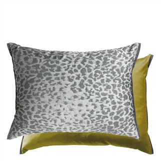 Ciottoli Moss Cushion