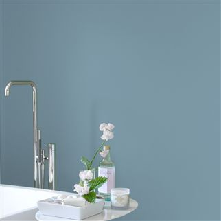 Swedish Blue No. 57 Paint | Designers Guild