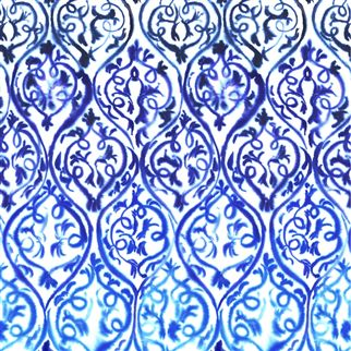 Arabesque Cobalt