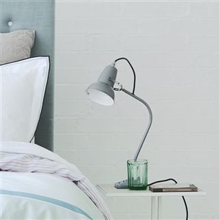Dove grey anglepoise original 1227 mini table lamp dg aloadofball Image collections
