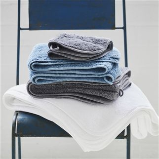 Spa Wedgwood Towels | Designers Guild
