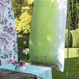 Padua Outdoor Grass Fabric | Designers Guild