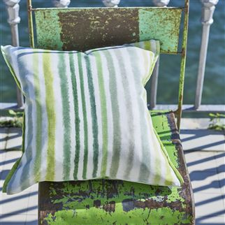 Palasari Outdoor Peony Fabric | Designers Guild