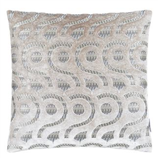 Latticino Natural Decorative Pillow