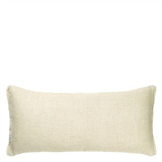 Iridato Chalk Cushion  - Reverse