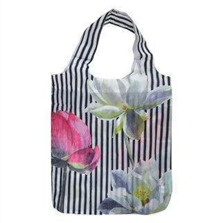 Nymphaea Camellia Medium Fold Away Bag
