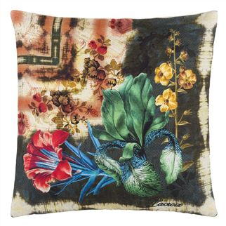 Gentiane Africana Argile Decorative Pillow