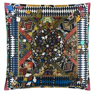 Mystere Arlequin Cushion