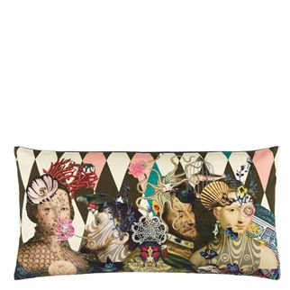 Le Curieux Argile Decorative Pillow