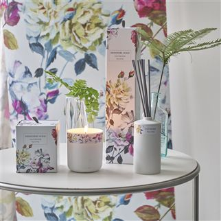 Couture Rose Peony And Rose Candle | Designers Guild