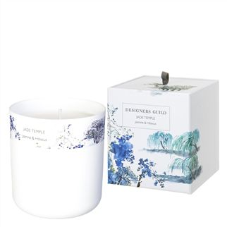 Jade Temple Jasmine And Hibiscus Candle