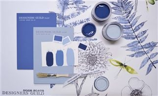 The Paint edit: Into the blue