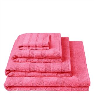 Coniston Cerise Hand Towel 100x50xcm