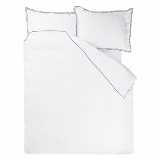 Astor Indigo King Duvet Cover