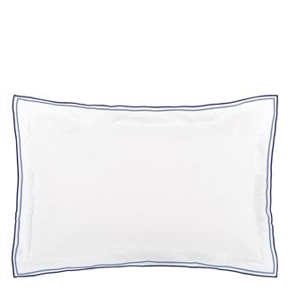 Astor Indigo Queen Sham