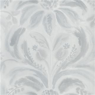Angelique Damask Graphite
