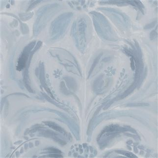 Angelique Damask Indigo