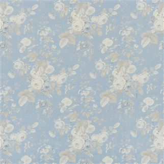 Tallulah Floral Light Blue