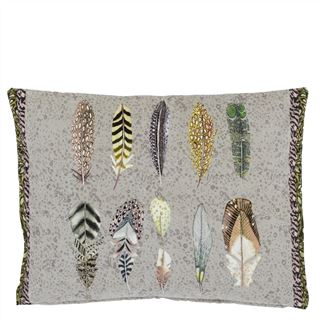 Quill Natural Decorative Pillow