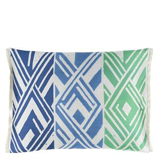 Valbonella Cobalt Decorative Pillow