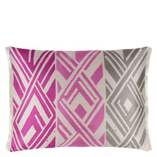 Valbonella Fuchsia Cushion