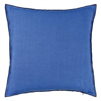 Brera Lino Lagoon Decorative Pillow