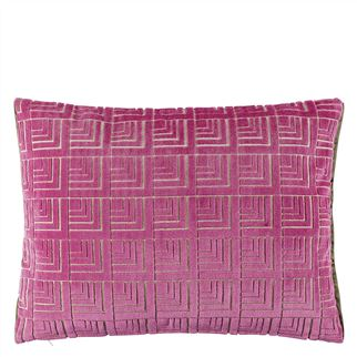 Marshall Berry Cushion  - Reverse