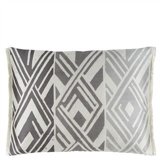 Valbonella Graphite Decorative Pillow