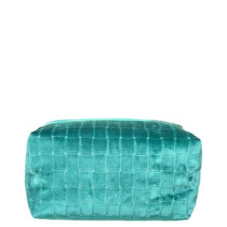 Leighton Azure Medium Toiletry Bag