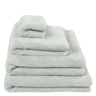 Spa Pale Sage Towels
