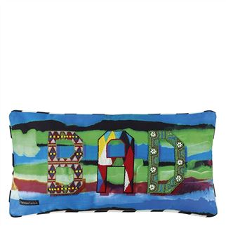Bad Is Good! Arlequin Decorative Pillow