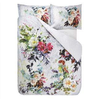 Aubriet Fuchsia Single Duvet