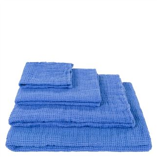 Moselle Ultramarine Face Cloth