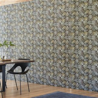 Casablanca Linen Wallpaper | Designers Guild