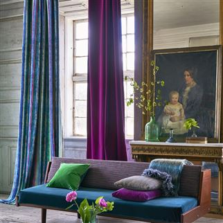 Varese Imperial Fabric | Designers Guild Essentials