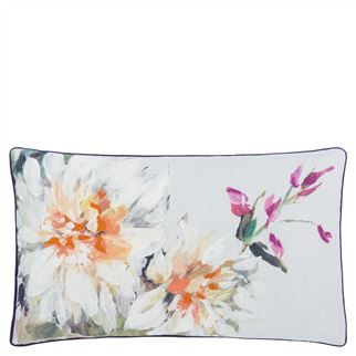 Aubriet Fuchsia Decorative Pillow