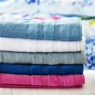 Coniston Wedgwood Towels | Designers Guild