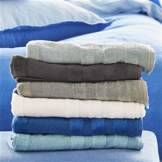 Coniston Driftwood Towels | Designers Guild