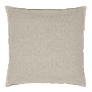Brera Lino Alabaster Decorative Pillow