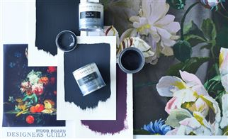 The Paint edit: Midnight Garden
